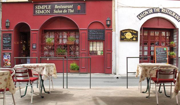 simple simon restaurant salon de thé à nîmes